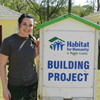 Students Build Habitat Homes During Spring Break